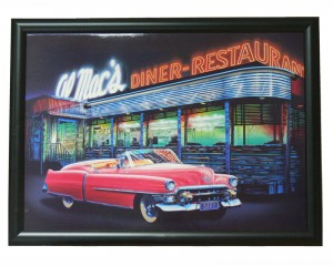 poster-diner-restaurant