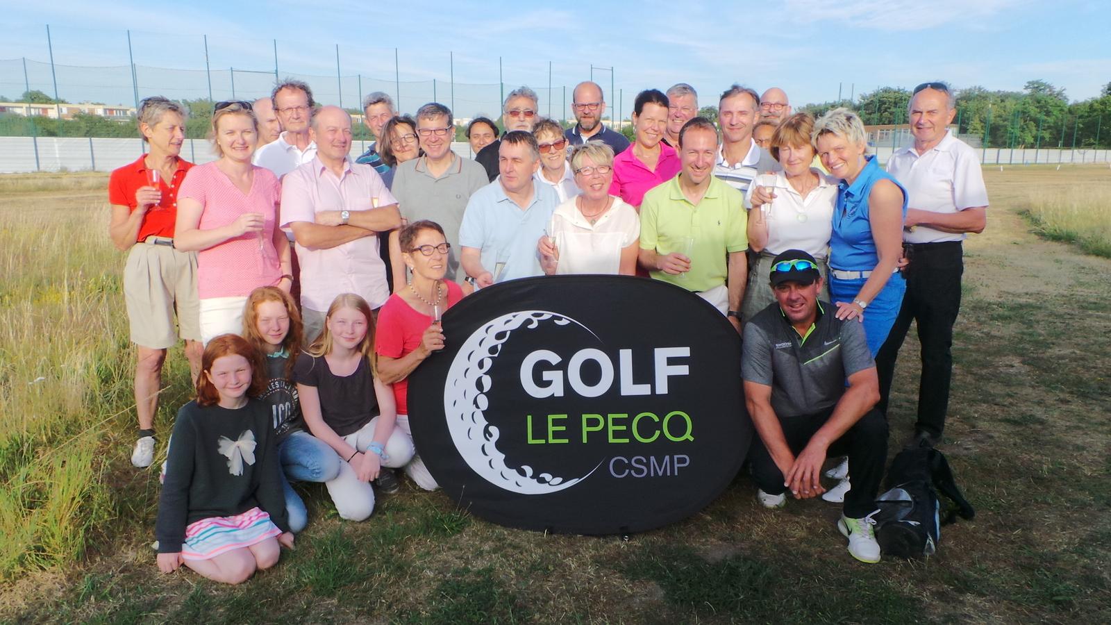 Ecole de Golf 27.06.2015