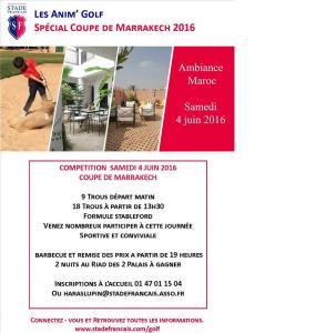 Cup Marrakech