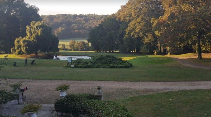 Sortie amicale au golf du Chateau de La Chouette