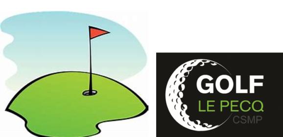 Sortie amicale au golf de GUERVILLE