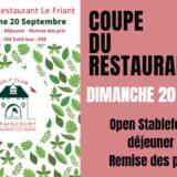 Coupe du Restaurant Le Friant à Seraincourt