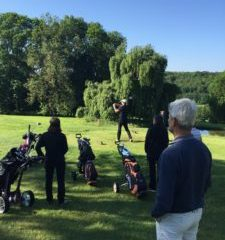 C'est aussi la rentrée du golf !