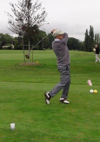 Flash info entraînement golf