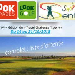 Ryder Cup à Marrakech oct 2018